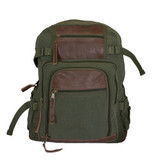 Fox Outdoor Products Retro Londoner Commuter Daypack