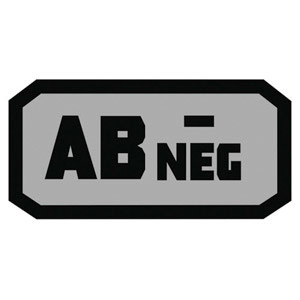 Fox Outdoor Products AB Negative Patch