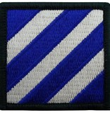 Military 3rd Infantry Division Patch