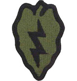 Military 25th Infantry Division Patch