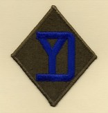 26th Infantry Division Patch
