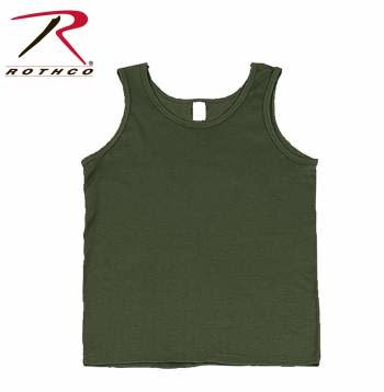 Rotho Tank Tops - Solid Color