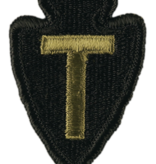 No Shine Insignia 36th Infantry Division Patch