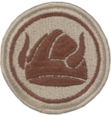 No Shine Insignia 47th Infantry Division Patch