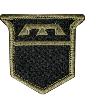 No Shine Insignia 76th Infantry Division Patch