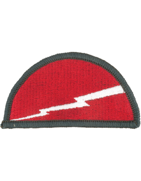 No Shine Insignia 78th Infantry Division Patch