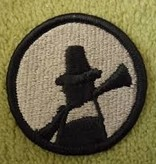 No Shine Insignia 94th Infantry Division Patch