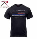 Rothco Thin Blue Line & Thin Red Line T-Shirt