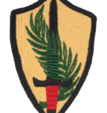 No Shine Insignia Central Command Patch - Army Patch