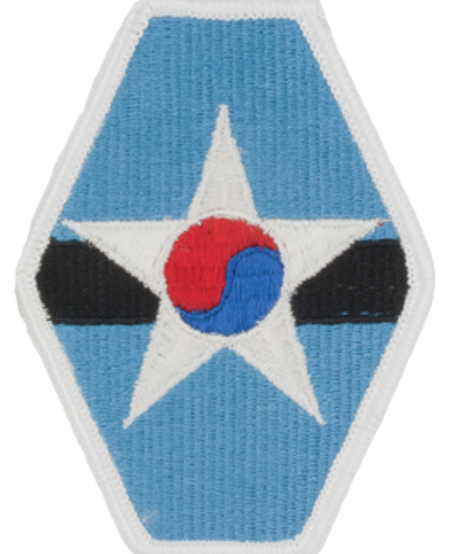 Combined Field Army - US - ROK Patch
