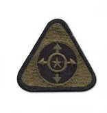 No Shine Insignia Individual Readiness Reserve - Army Patch