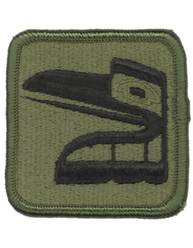 81st Infantry Brigade Patch - Army