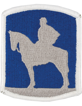 116th Infantry Brigade Patch - Army