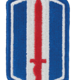 Military 193rd Infantry Brigade Patch - Army