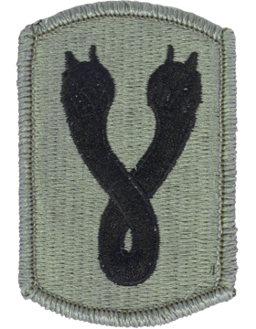 196th Infantry Brigade Patch - Army
