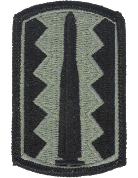 197th Infantry Brigade Patch - Army