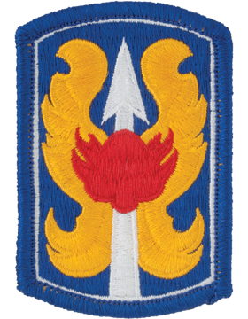 199th Infantry Brigade Patch - Army