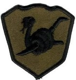 258th Infantry Brigade Patch - Army