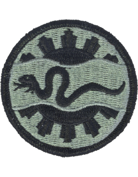 116th Armor Cavalry Patch