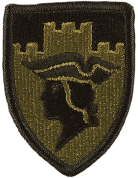 7th Army Reserve Command Patch