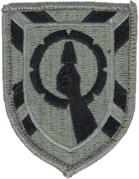 121st Army Reserve Command Patch