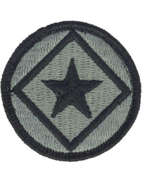 122nd Army Reserve Command Patch