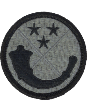 125th Army Reserve Command Patch