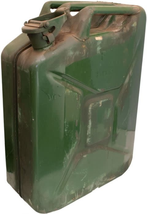 NATO Military Jerry Can