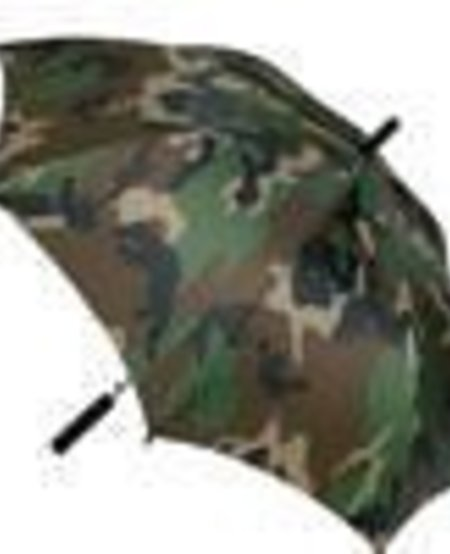 Woodland Camo Umbrella