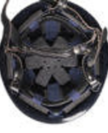 French Dark Blue Gendarmerie Helmet