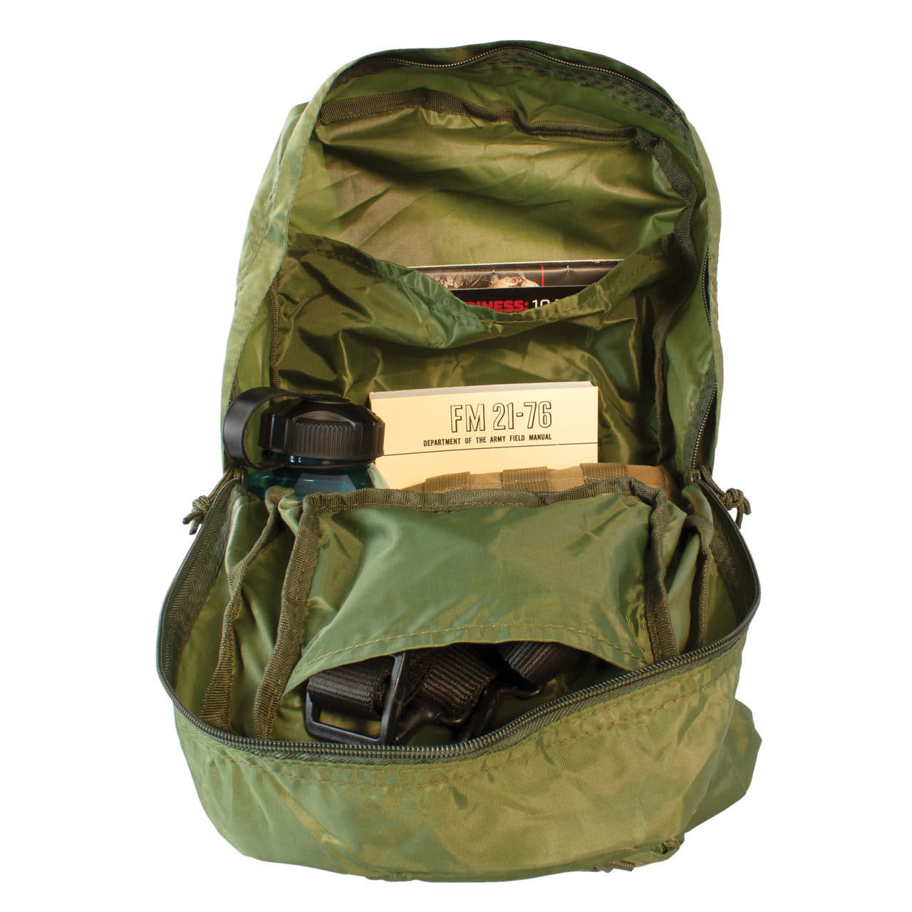 Red Rock Outdoor Gear Collapsible Backpack