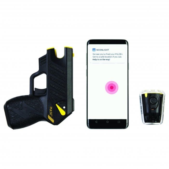 Street Wise Taser Pulse Plus w/Noonlight Emergency Response App