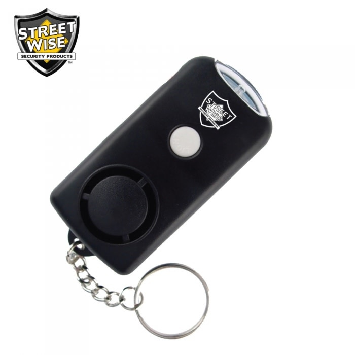 Street Wise Key Chain Alarm