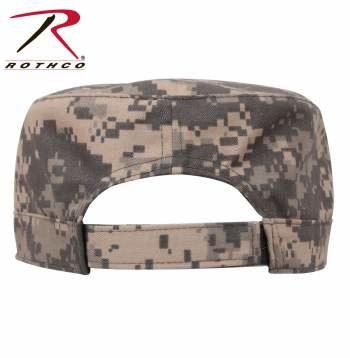 Rothco Adjustable Camo Fatigue Cap