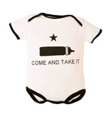 Trooper Clothing Come and Take It Onesie