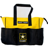 Trooper Clothing Army Diaper Bag with Changing Pad