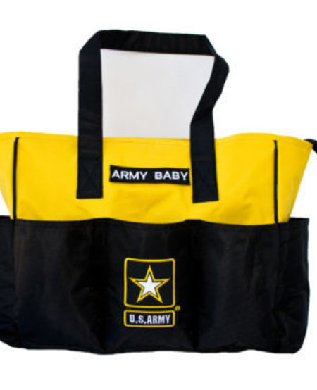 Army Diaper Bag with Changing Pad