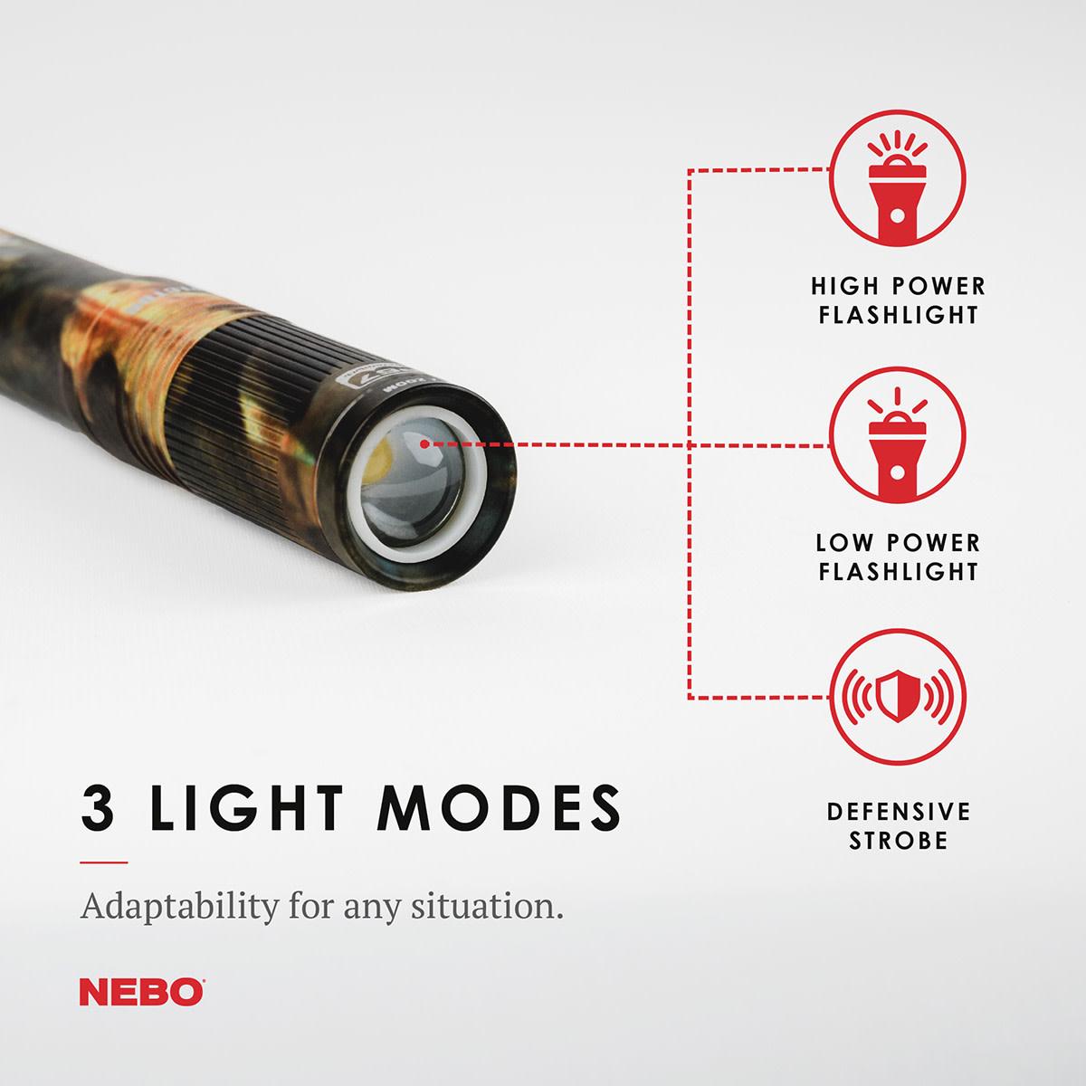 NEBO Inspector Pocket Light