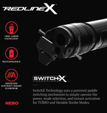 NEBO Redline X