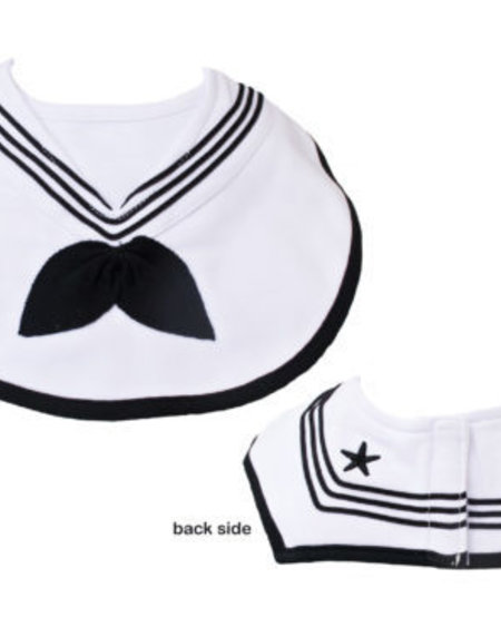 Navy Cracker Jack Sailor Bib