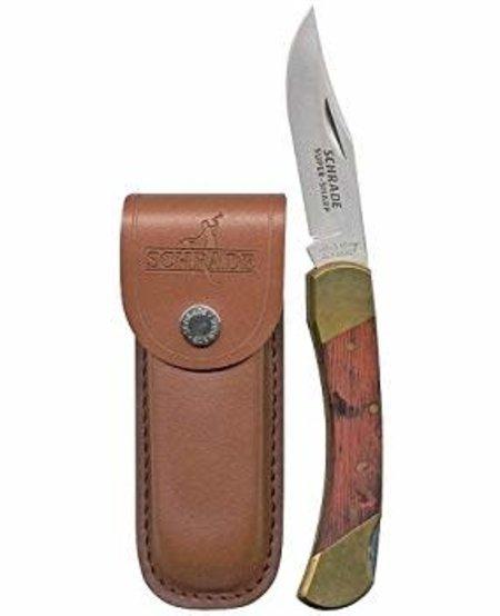 Shrade Bear Paw Folding Knife LB7