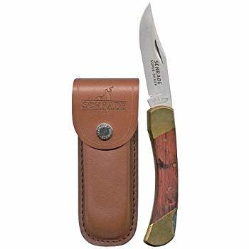 Schrade Shrade Bear Paw Folding Knife LB7