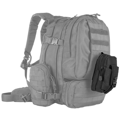 Fox Outdoor Products Deluxe Modular Tech Pouch
