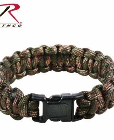 Multi Color Paracord Bracelet