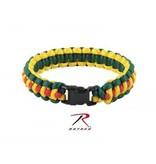 Rothco Multi Color Paracord Bracelet