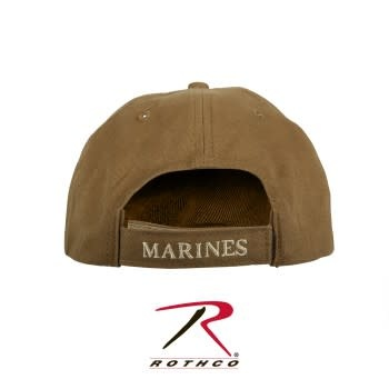 Rothco Deluxe Globe & Anchor Low Profile Cap