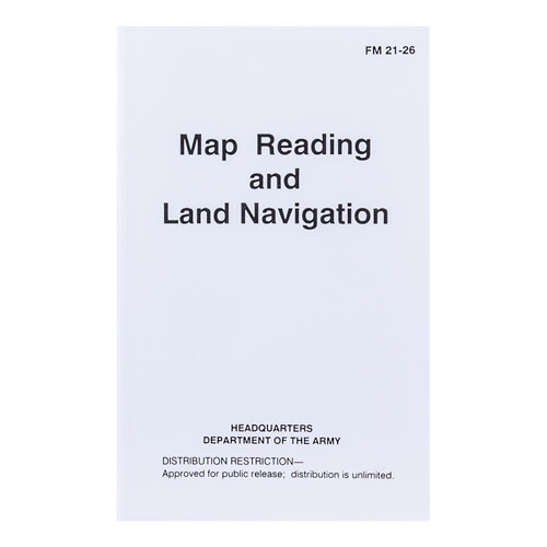 Fox Outdoor Products Map Reading and Land Navigation
