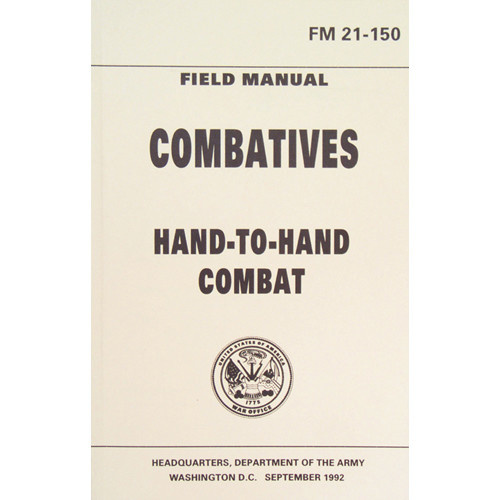 Fox Outdoor Products Hand to Hand Combat Field Manual