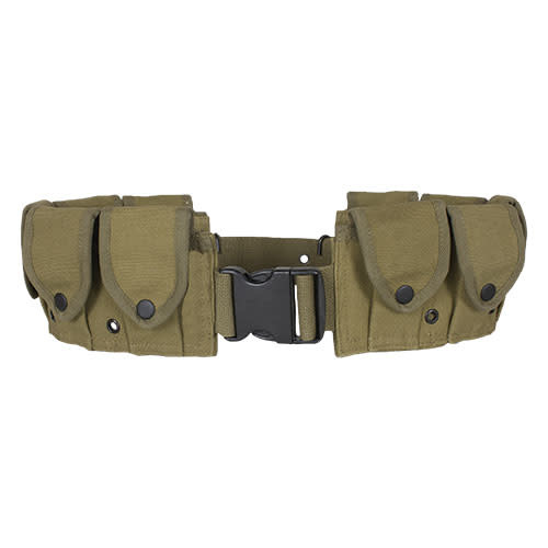 Fox Outdoor Products 10 Pocket Cartridge Belt