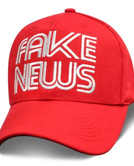 Fake News Hat